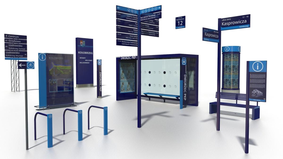 miejski system informacji w Kołobrzegu